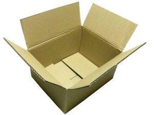 ミカン箱タイプの段ボールケース(JIS 0201形)