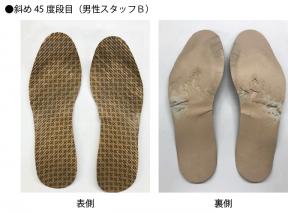 斜め45度段目(男性スタッフB)