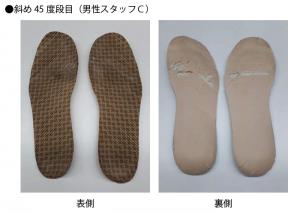 斜め45度段目(男性スタッフC)